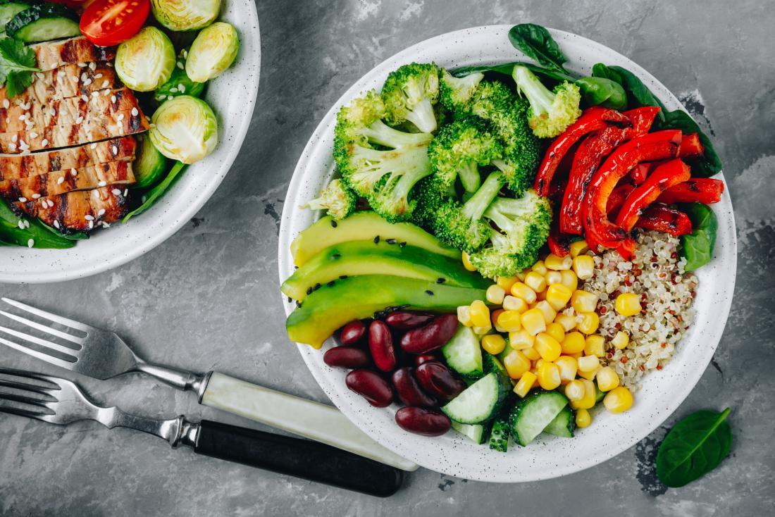 Les quatre aliments riches en nutriments que vous devriez manger