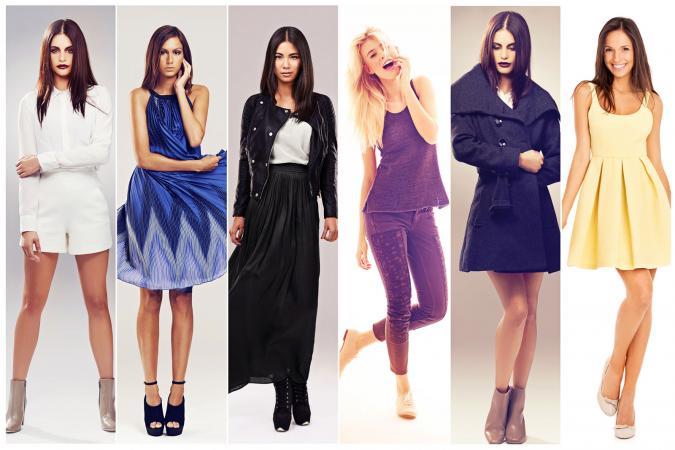 Porte à la mode