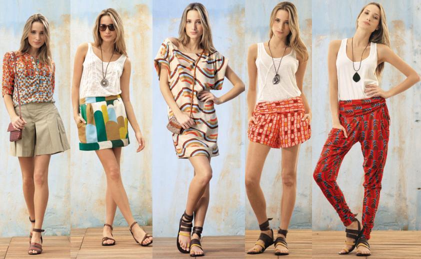 Les vêtements à la mode hypnotiseront les clients